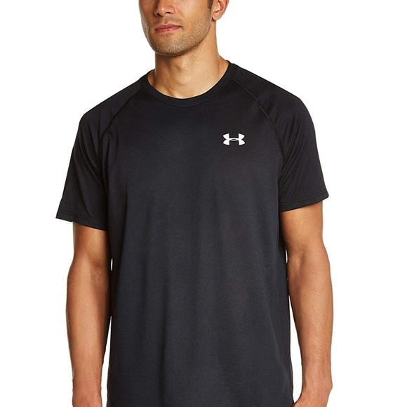 ae3fdd0bb Under Armour Shirts | Mens Tech Short Sleeve Tshirt | Poshmark